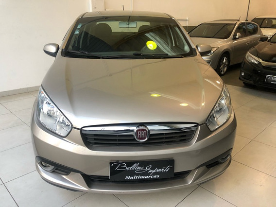 Fiat Grand Siena Essence 1.6 16v (flex) Flex Manual