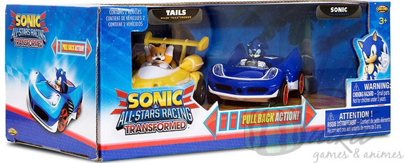 Sonic E Tails All Stars Transformed Nkok Original