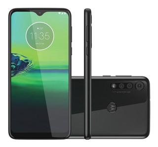 Smartphone Moto G8 Play Tela 6.2 32gb 2gb Ram Octacore