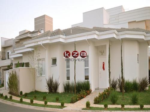 Casa Térrea Para Venda 3 Suítes Em Condomínio Valinhos - Ca01838 - 69324329
