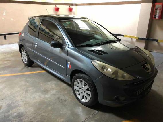 Peugeot 207 2008 1.6 Xt Titular