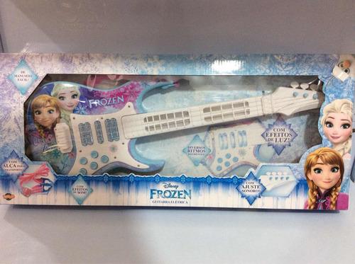 Frozen Guitarra Elétrica Da Marca Toyn Ref 27191