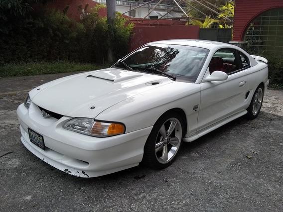 Mustang Gt Sincronico Motor 5.0