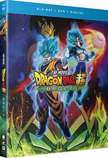Blu-ray A 1 Dragon Ball Super: Broly [blu-ray]