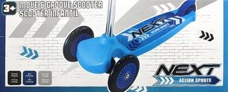 Monopatín Scooter Next Action Sports Infantil