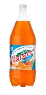 Agua Mineral Peñafiel Sin Azúcar Mandarina 2 L
