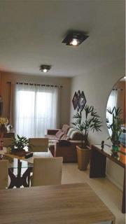 Apartamento Amplo E Mobiliado Em Areias Sj. - Ap3565