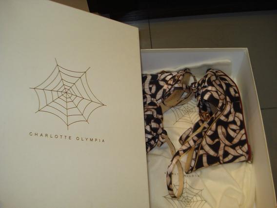 Zapatos Charlotte, Zara,burberry,vuitton,gucci,fendi,dior,mk
