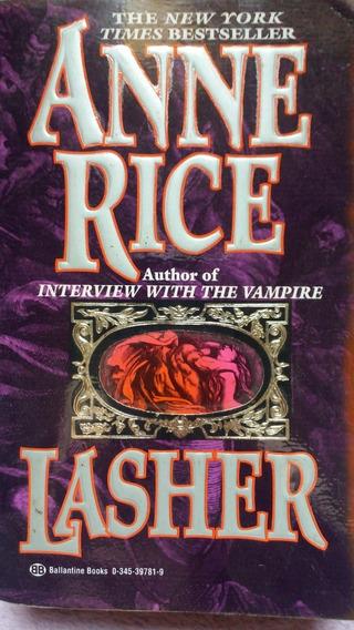 Livro Lasher-anne Rice Importado - Stephen King