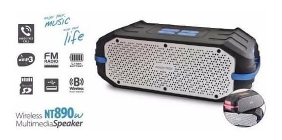 Radio Caixa De Som Speaker Bluetooth/fm/sd/usb/mp3
