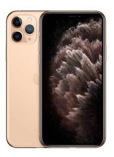 iPhone 11 Pro Dourado 5,8 4g 512gb Câmera 12 Mp - Mwcf2bz/a
