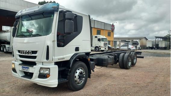 Iveco Tector 2009 240e25 Truck