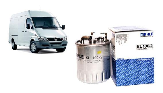 Filtro Combustível Sprinter Cdi 311 313 413 Até 2011 Mahle