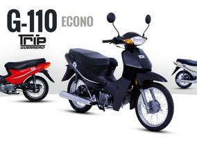 Motocicleta Guerrero Trip 110 Economica