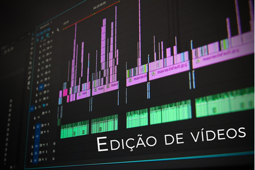Imagem 1 de 1 de Editor De Vídeo, Imagem E Afins!