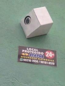 Grade De Proteção Pra Câmera De Segurança Com Resistência