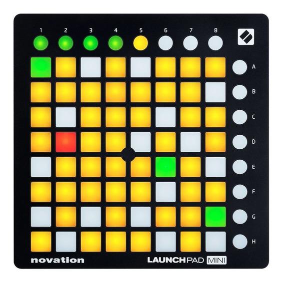 Novation Launchpad Mini Mk2 . Dj .controlador . Loja !