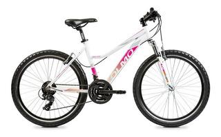 Bicicleta Mountain Bike Dama Olmo Safari 265 R26 18v Aluminio + Linga