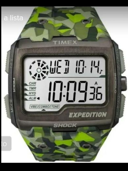 Relógio Timex Shock Expedition