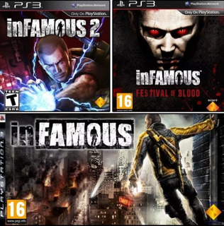 Infamous Collection - Full Español/ Ps3 Digital