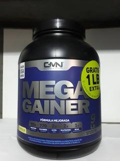 Mega Gainer Azul 10 Libras Hipercalorica + Envió Gratis Gmn