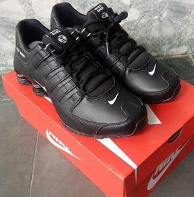 Tênis Nike Shox Nz Eu Br44 Us12 Preto