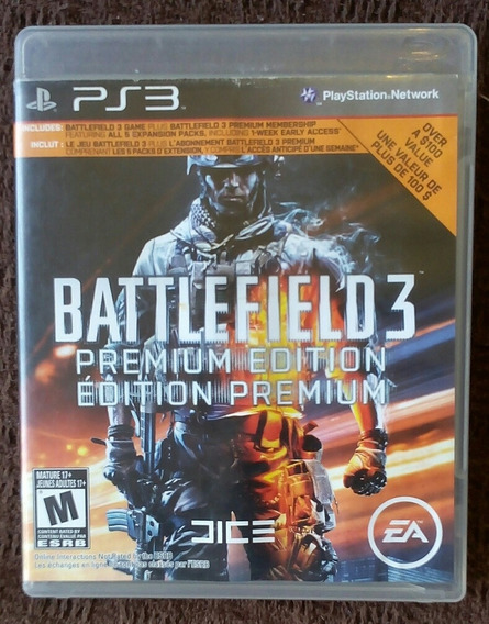 Battlefield 3 Para Playstation 3