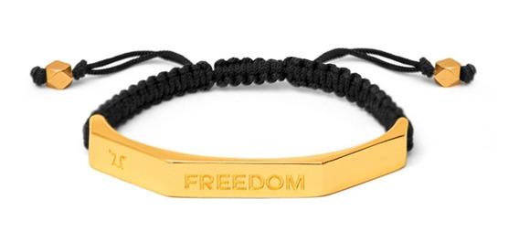 Brazalete Momentum Freedom Níquel Pulido Mmh-opfr-h-1