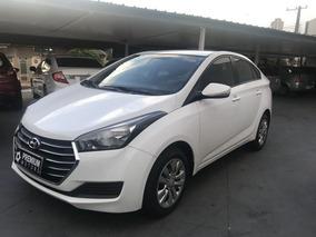 Hyundai Hb20s Confort Plus 2016 Branca Flex