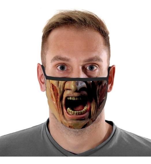 Mascara De Protecao Freddy Krueger Adulto