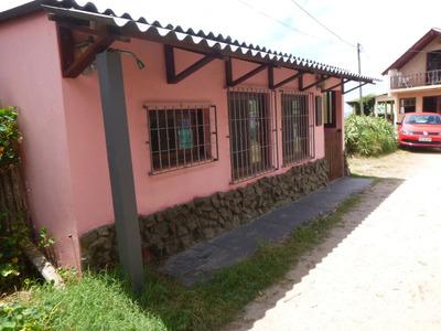 Linda Casa Para 4 Personas Del Lado De La Playa,funcional