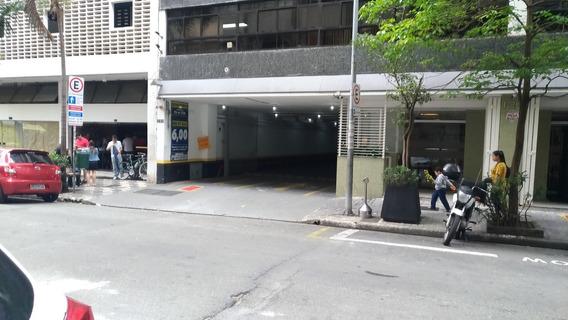Box/vaga De Garagem Consolação Centro - Sp / Vendo Ou Alugo