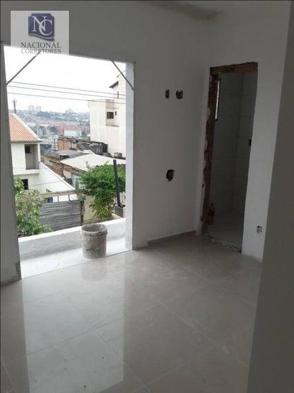 Cobertura Com 2 Dormitórios À Venda, 98 M² Por R$ 285.000,00 - Parque Novo Oratório - Santo André/sp - Co4202