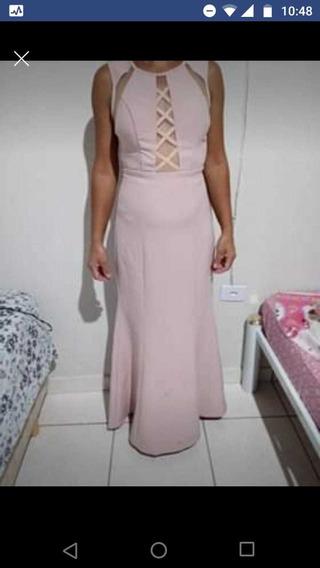 Vestido Para Casamentos Bordo Perolas