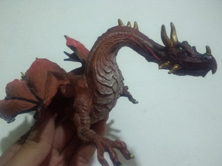 Dragon Figura Safari