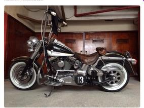 Harley Davidson Fat Boy - Venda Ou Troca