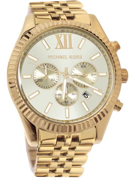 Relógio Michael Kors Lexington - Mk8281