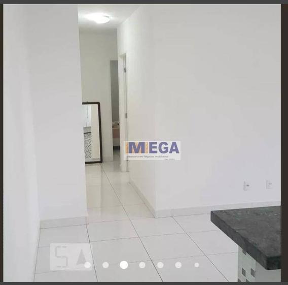 Apartamento Com 2 Dormitórios Para Alugar, 58 M² Por R$ 1.790/mês - Swift - Campinas/sp - Ap4128