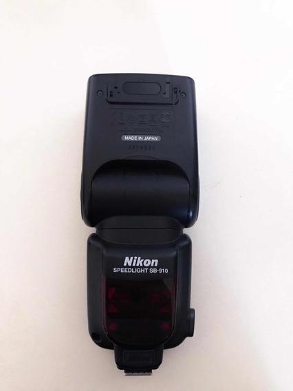 Flash Sb 910 Original Nikon