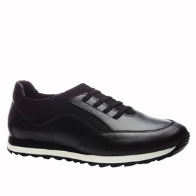 Sapatênis Masculino 4063 Preto/techprene Preto Doctor Shoes