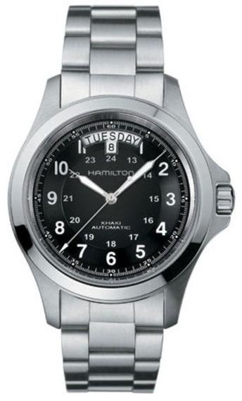 Relógio Hamilton Khaki King Ii Automatic H64455133
