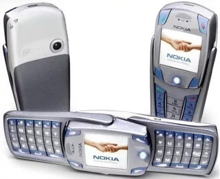 Celular Nokia 6820a (celular Raro) Ótimo Celular