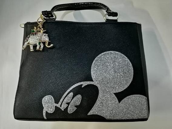 Bolso Mickey Mouse.