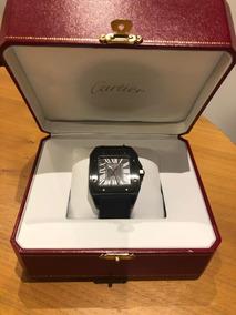 Cartier Santos 100 Carbon