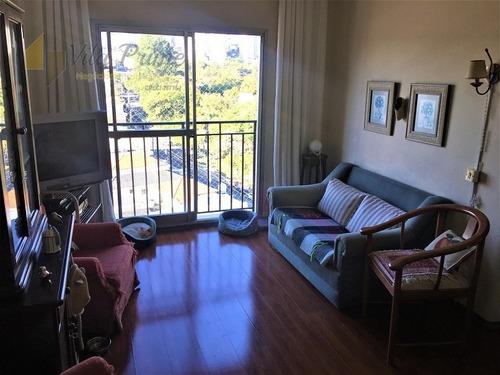Imagem 1 de 15 de Apartamento Para Venda, 1 Dormitórios, Vila Leopoldina - São Paulo - 4173