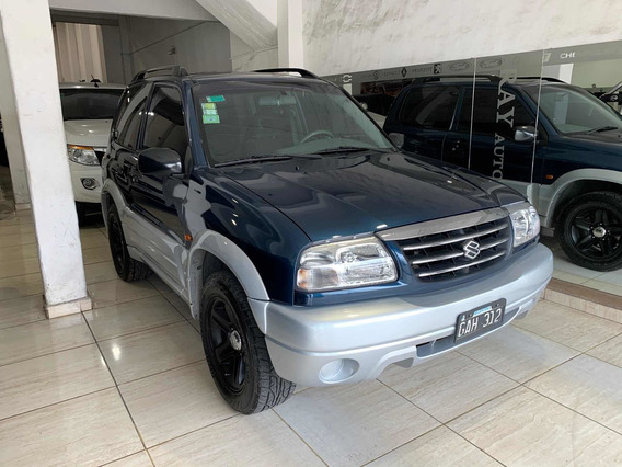 Suzuki Grand Vitara 1.6 Gas Mt 2007