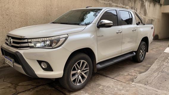 Toyota Hilux 2.8 Cd Srx 177cv 4x4 2016