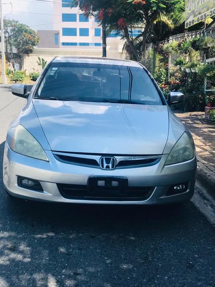 Honda Accord Versión Americana