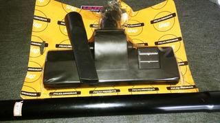 Rodo Escova Aspirador Wap + Alongador 45 Cm+bico Canto 36mm