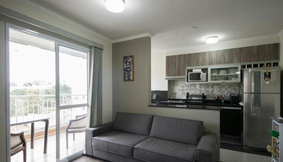 Apartamento Padrão À Venda Entre O Bosque Da Saúde E Sacomã I 2 Dormitórios Sendo 1 Suíte I 1 Vaga I 57m² - Ap1022